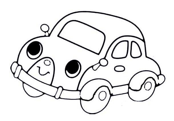 """我生日那天,爸爸送给我一辆小汽车。   它像刚刚出蛋壳的小鸡那么大。车头有一块银白的地车号牌,上面写着红色的数字:""""8888。""""两侧有两个明亮的小灯。车头上方有一块褐色的玻璃。车顶式翠绿色的,上面有两盏瓜子大小、红色的警报灯。车尾正中也有一块指甲大小的灰色玻璃,还有四个乌黑发亮用硬塑料做成的小轮子。   这辆小汽车不但小巧精致,而且还可以向各个方向开动。碰到障碍物,它还会自动转弯,十分有趣。中午,我拿出心爱的小汽车在水泥地上玩起来。给小汽车上足了发条,意接触地面它就自由自在满地"""
